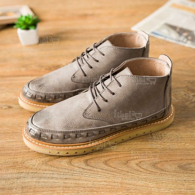 Yüksek Kaliteli Malzemelerden Üretim Moda Erkek Ayakkabı Modelleri - 571582 - 22-1