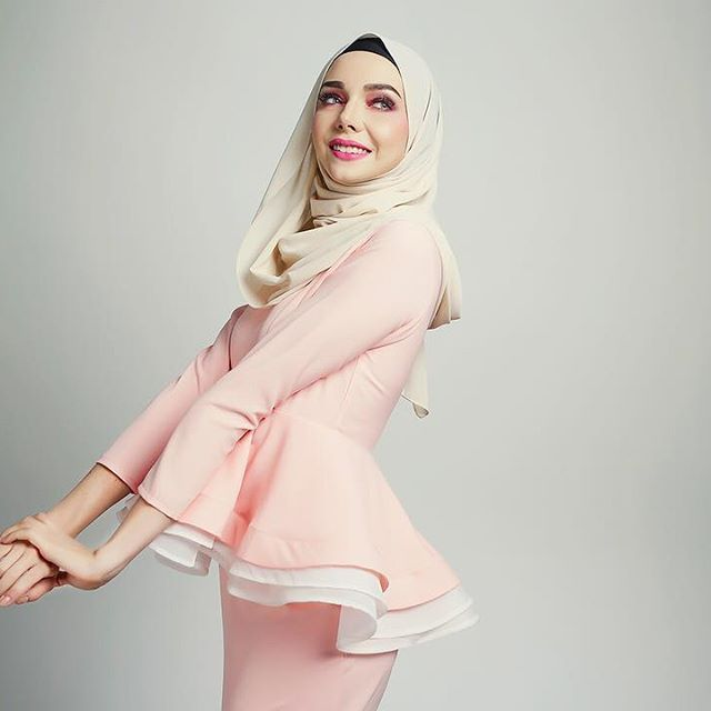 Client @jannahnoe.official Model @alyonazavidina Mua @baizura.makeup