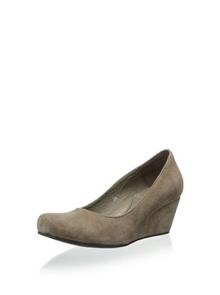 62% OFF Cordani Women's Barnes Pump (Taupe Suede)