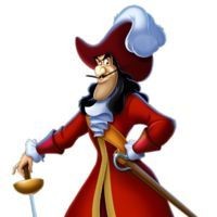 Captain Hook is the main antagonist of Disney's 1953 animated feature film, Peter Pan. He is the...