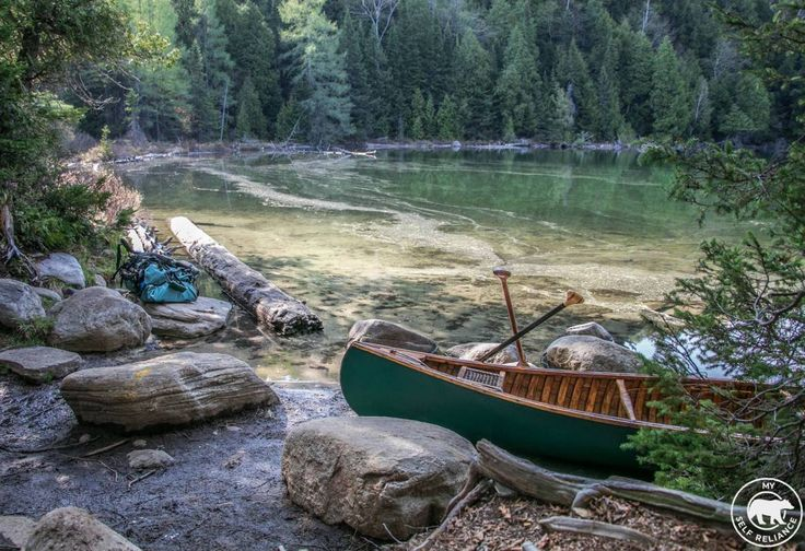 5 Nice Lakes in Algonquin Park