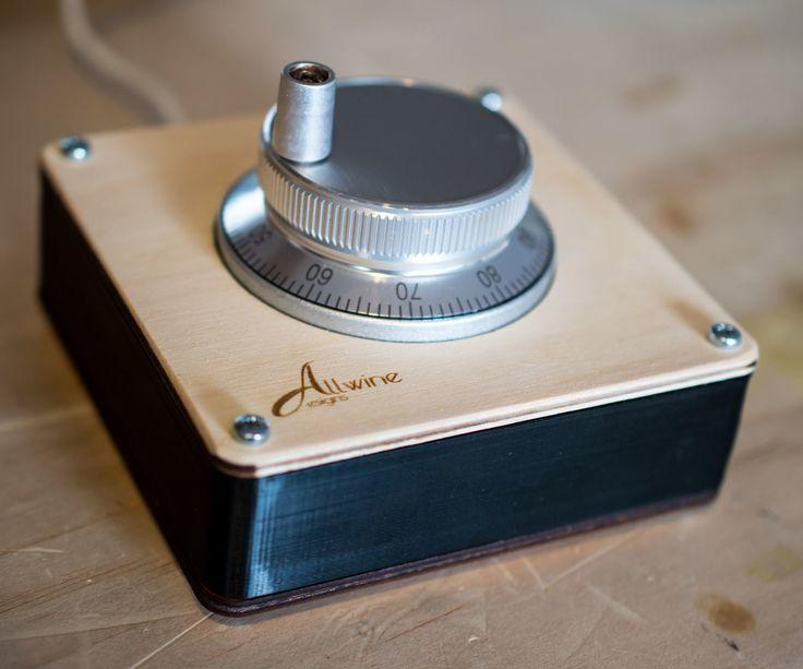 Custom Mouse Wheel As PocketNC Jog Wheel (or volume control dial)