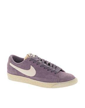 Enlarge Nike Blazer Low Purple Trainers €90.29