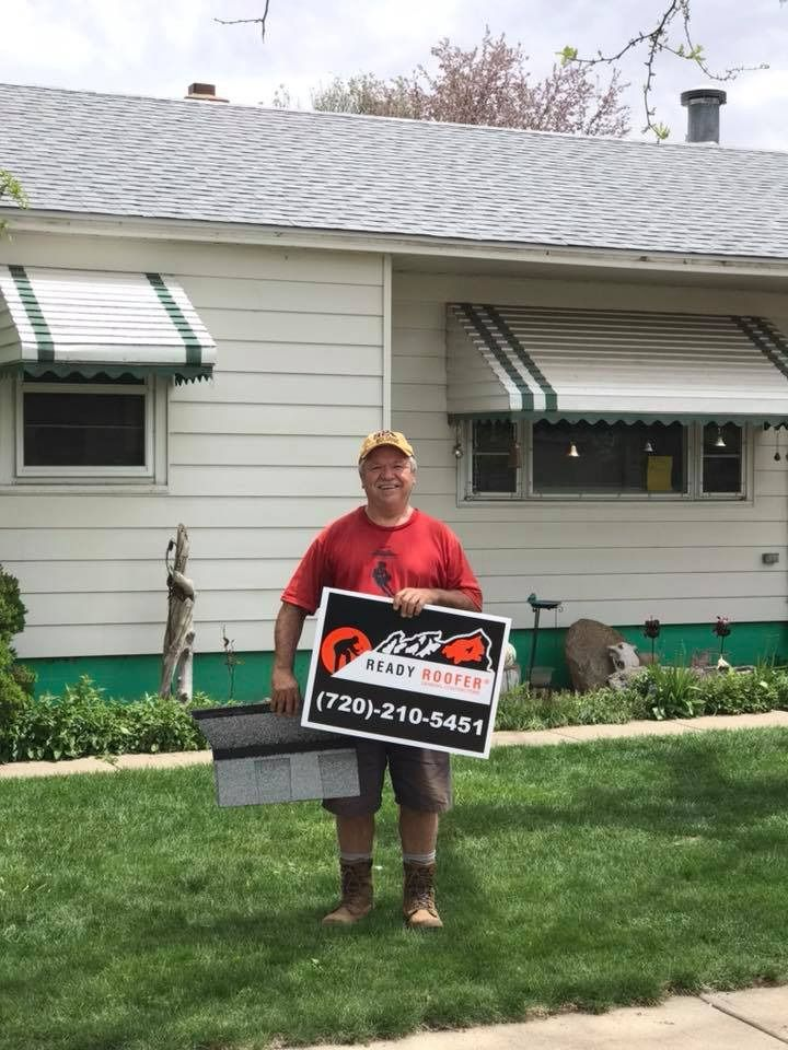 Attention Homeowners Have You Been Of Victim Of Storm Damage To Your Roofing Siding Or Gutters Ready Roofer Will Repair With Images Roofer Shingling Homeowner