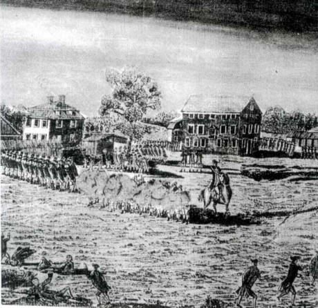 an analysis of the revolutionary war and the battle of lexington and concord The battles of lexington and concord marked the start of open conflict between thirteen colonists and the british the battle took place on april 19th, 1775, in middlesex county.