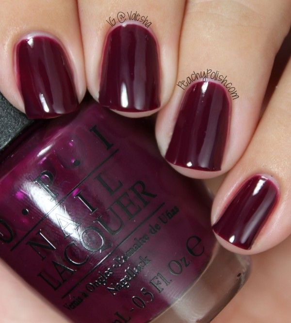 Opi In The Cable Car Pool Lane Very Pretty 3 4 Coats Stains Dupe Zoya Claire In 2020