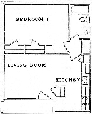 719 best tiny homes images on pinterest small homes small houses and tiny cabins - 500 sq ft apartment floor plan ...