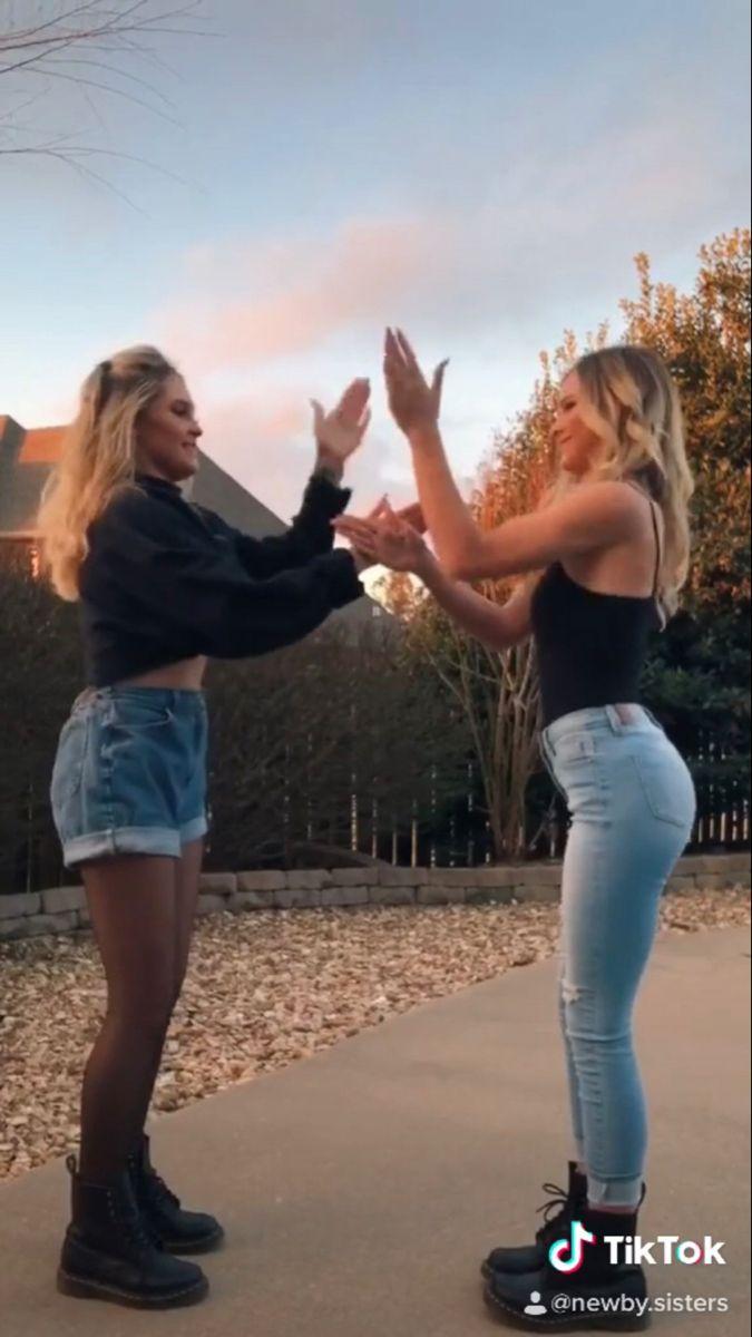 The Parent Trap Sister Handshake Viral Lip Sync Tiktik