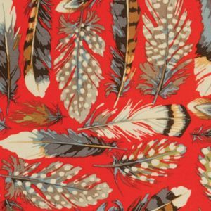 Feather Fabric
