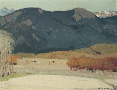 """«Victoria Higgins:""""Taos, Nuevo México""""»."""