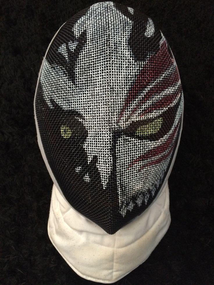 Ulquiorra!!!!   Bleach fencing masks