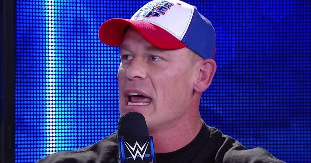 Cena on his 'hang up' with Roman as WWE's top star, locker room 'complacency' https://www.cagesideseats.com/wwe/2017/9/22/16351498/john-cena-talks-his-hang-up-roman-reigns-wwe-top-star-locker-room-complacency?utm_campaign=crowdfire&utm_content=crowdfire&utm_medium=social&utm_source=pinterest #prowrestling #wrestling #wwe #wweraw