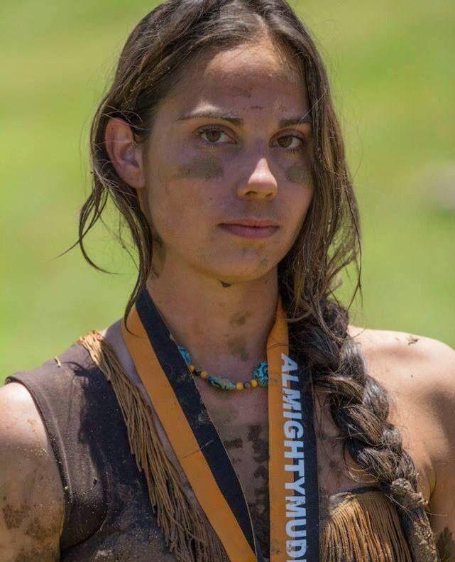 Amanda Kaye - Naked  Afraid  Wow Pics -5307