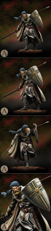 Teutonic Knight by Morsi