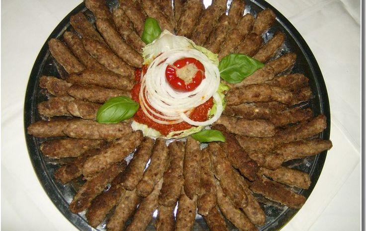Cevapcici ; un incontournable dans la cuisine des balkans, serbe et bosniaque
