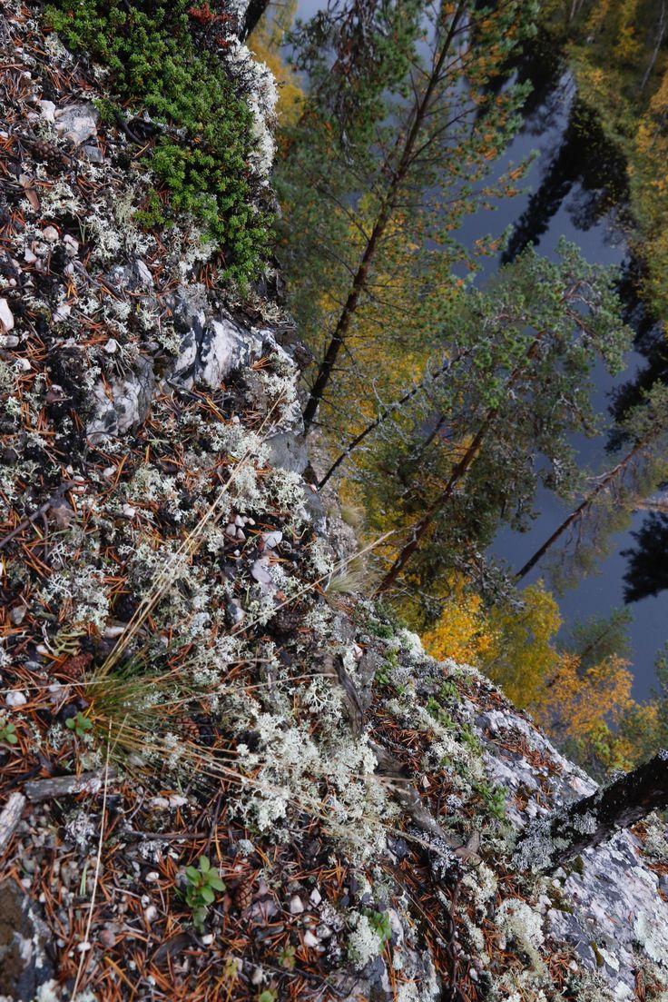 Ruskan värit. Ristikallio, Karhunkierros, Kuusamo. Kuvaaja: Anneli Nuutila