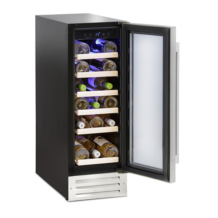 Montpellier WS19SDX 19 Bottle Wine Cooler