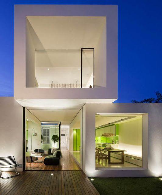 Casa & Detalles.: Arquitectura volumétrica