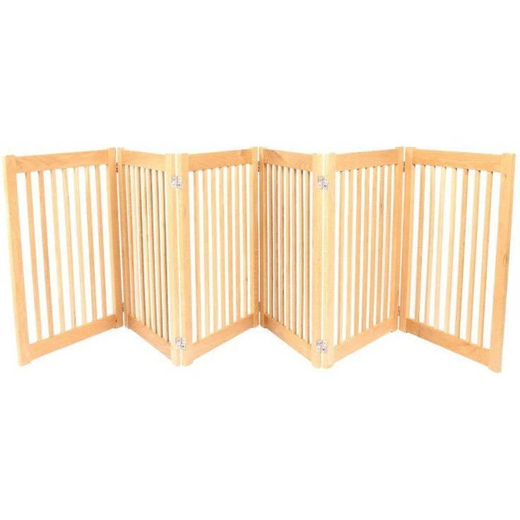 Dynamic Accents 6 Panel Outdoor Pet Gate - 32 in. - 52124