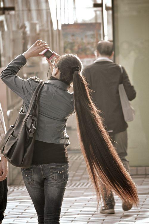 very long hair | Tumblr