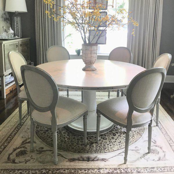 60 Inch Round Dining Table, 60 Inch Round Dining Table Set