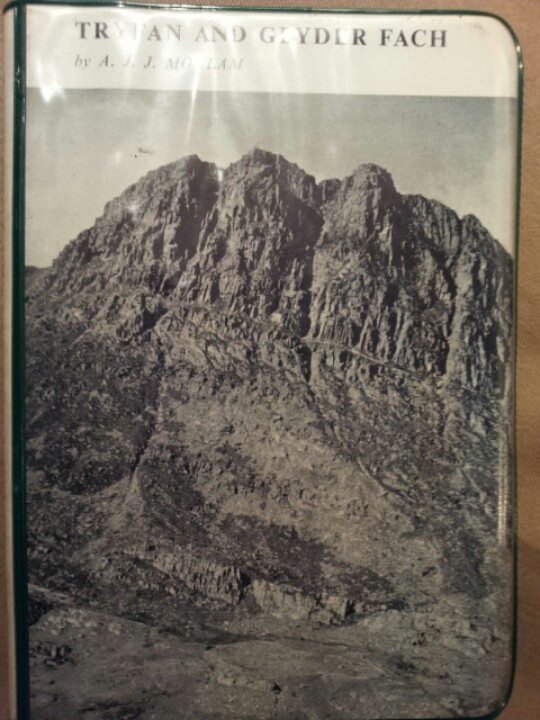 Tryfan and Glyder Fach : AJJ Moulam