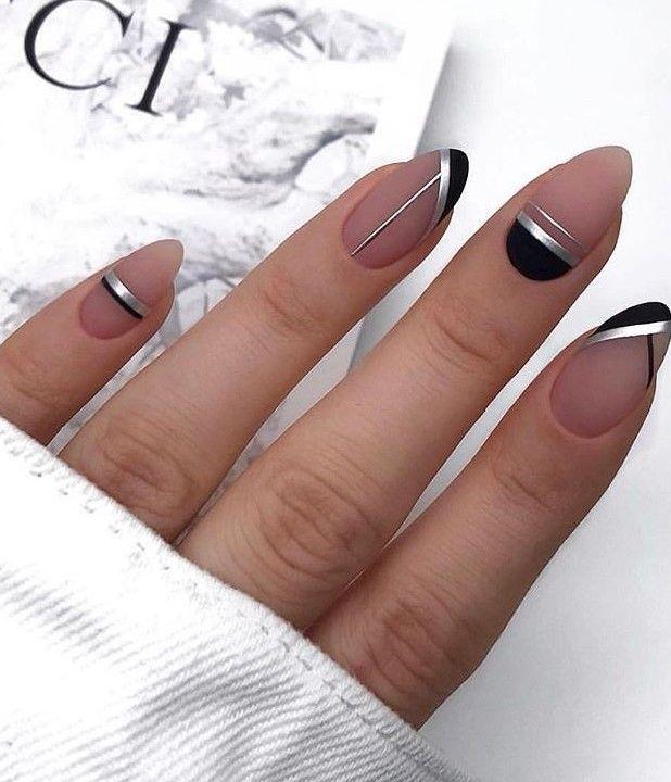 20 Instagram Damenmode: Nail Design Art 2019 Modewelt Neue Modewelt 2019 – Nagel Kunst Ideen