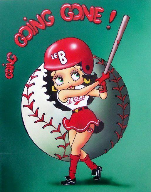 Baseball Betty