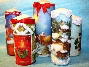 Новогодний сувенир за 20 минут!   Ярмарка Мастеров - ручная работа, handmade