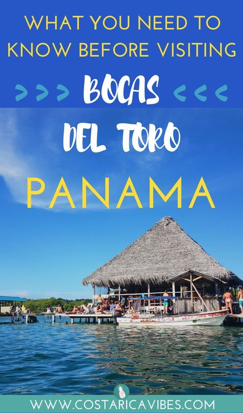 A complete guide to Bocas del Toro, Panama including transportation info, fun activities, cool hotels, and the best restaurants for budget travelers.