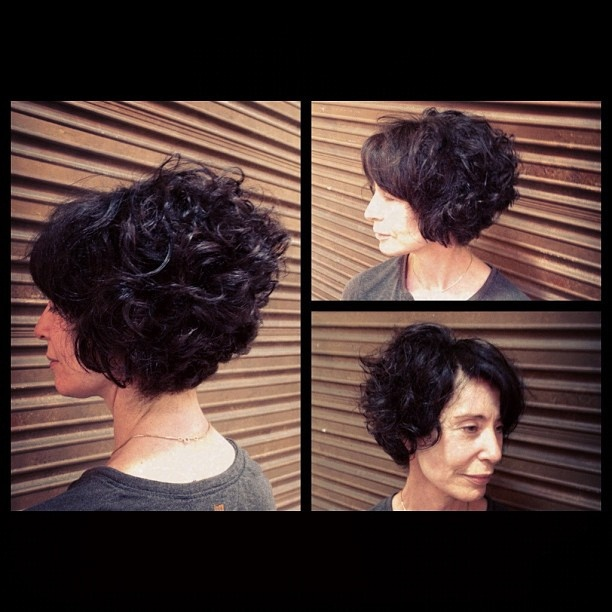 15 Best Short Curly Bobs Images On Pinterest Braids