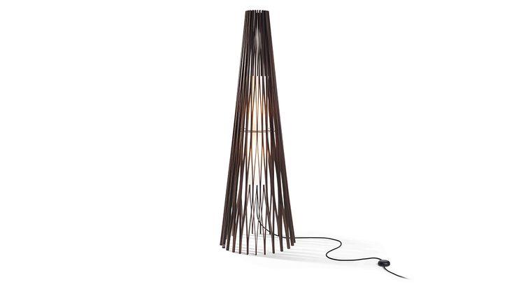 Leuchte Plus smoked oak - Röthlisberger Kollektion | Swiss designer furniture