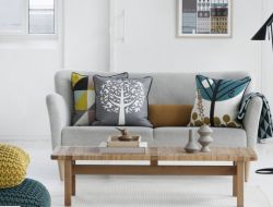 17 best images about start with a taupe sofa on pinterest - Salon gris et taupe ...