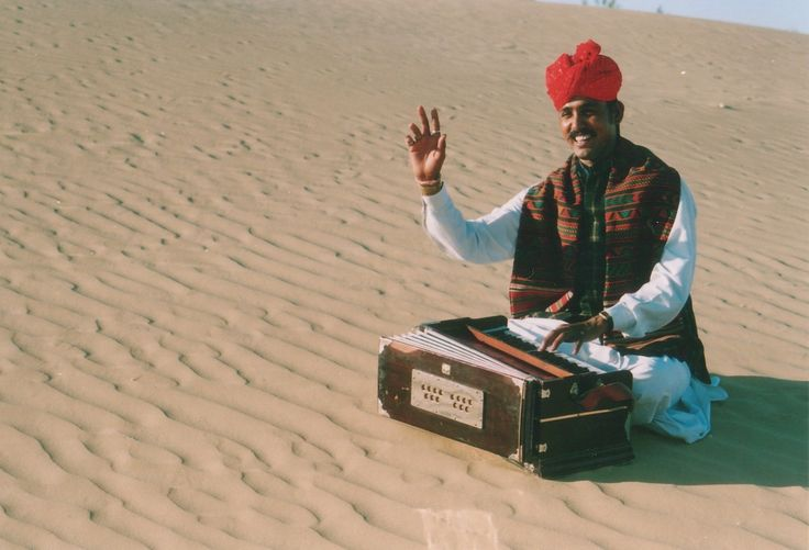 Rajasthani Folk Singer Mame lies among the best folk artists of the country. Mame khan performs a number of genre covering a wide range. http://www.mamekhan.com/events.html