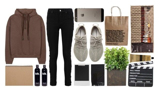 """""""Untitled #58"""" by kazuichi ❤ liked on Polyvore featuring adidas Originals, Polaroid, Barneys New York, Muji, Aesop, women's clothing, women's fashion, women, female and woman"""