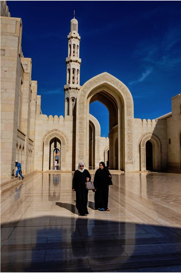 Muscat Oman Photo By Steve Mccurry Photojournalism Photography Steve Mccurry Islamic Architecture