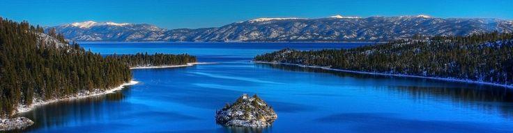 Ни для кого не секрет, что в США огромное количество горнолыжных курортов, а особенно на озере Тахо. Но тем не менее нигде в стране у Вас не будет возможности кататься сразу же в двух соседствующих штатах – Невада и Калифорния.