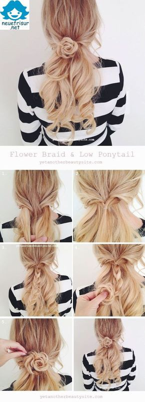 Tutorials de Trenzas Que Querrás Probar One of the most popular symbols of women, smile or even the most important. That's why we have roses …
