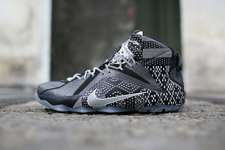 A Closer Look at the Nike LeBron 12