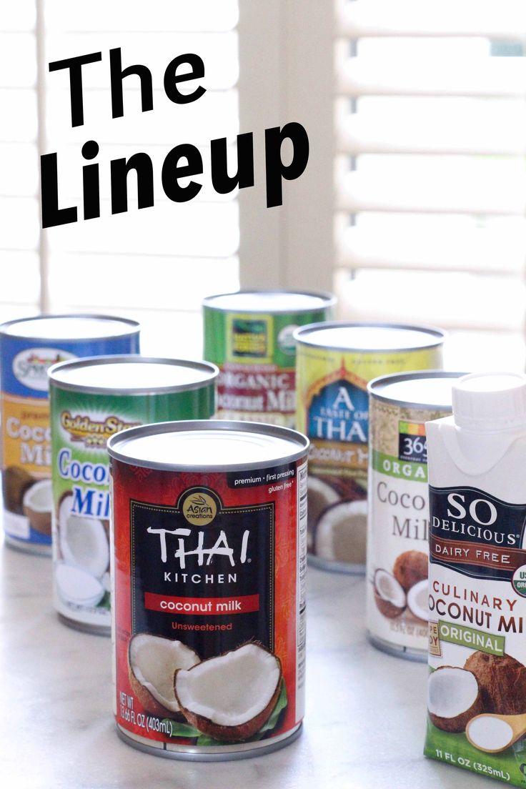 Best & Worst Canned Coconut Milk Brands