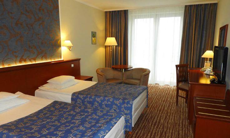 Új külsőt kapnak a Thermal Hotel Visegrád szobái