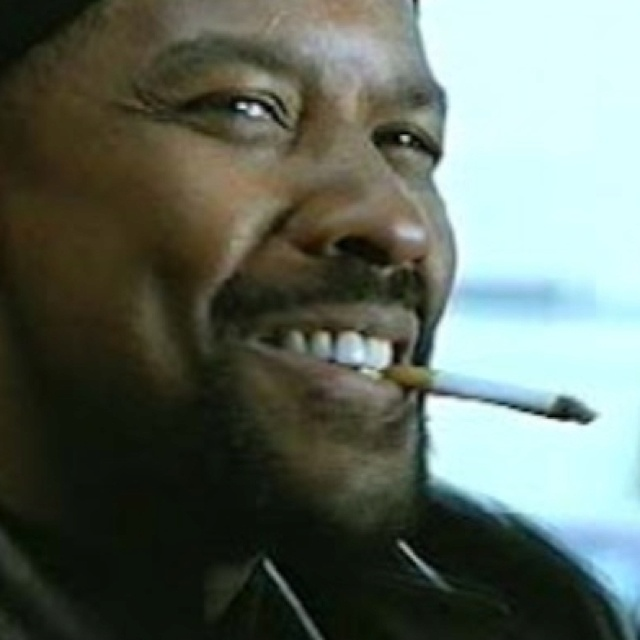 "Denzel Washington - Training Day 2001 - ""Smell that shit dog."""