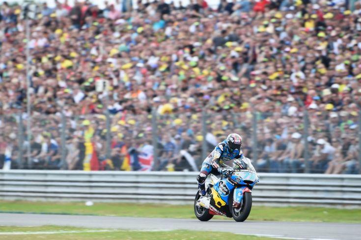 Alex Marquez, Dutch Moto2 Race 2015