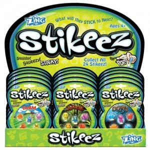 Stikeez - 12 Years Old & Up - Age - Unique Gifts | Scholar's Choice - Educational Toy Store