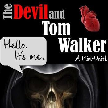 the devil and tom walker and romanticism essay In most stories, with each event, there is a mood displayed through the setting it  can be good, bad, romantic, mysterious and much more in the.