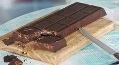 A legfinomabb házi csokoládé 10 perc alatt elkészül! A bolti a nyomába sem érhet!