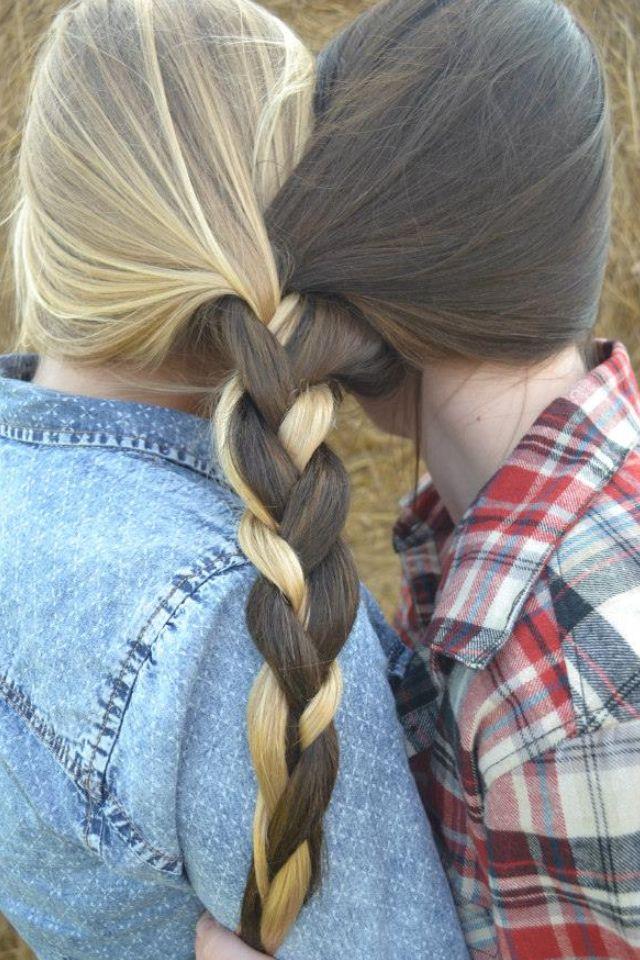 Every Brown Headed Girl Needs A Blonde Best Friend Codie