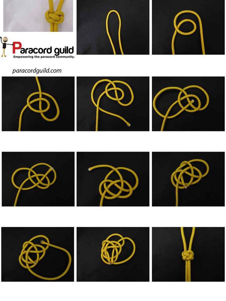 knots for parachute cord | bracelet diamond knot knot lanyard overhand knot parachute cord 2014