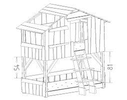 """Résultat de recherche d'images pour """"plan de montage cabane en bois"""""""