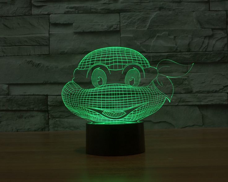 Cool Star Wars BB droid D Bulbing Light toys New color changing visual illusion LED